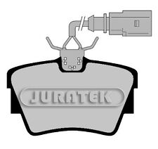 JURATEK QUALITY BRAKE PADS REAR JCP1482