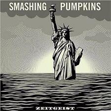 Smashing Pumpkins Zeitgeist CD+Bonus Tracks+DVD NEW SEALED 2007 U.S. Issue