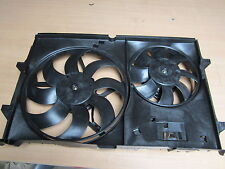 HOLDEN COMMODORE VY V6 DUAL RADIATOR THERMO FAN WITH MOTOR