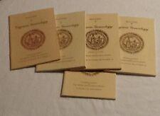 Magazine Of Virginia Genealogy Complete Year 1996 + Index  Volume 34