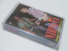 Nirvana - Single Collection Vol. 1 (Cassette) Russia