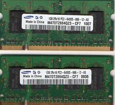 2GB Kit Memory RAM Upgrade for Sony VAIO VGN-N250E//B 2x1GB