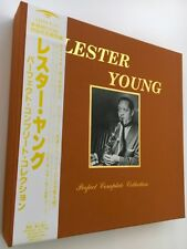 LESTER YOUNG / PERFECT COMPLETE COLLECTION BOX(16CD)