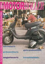 MOTORROLER 4/1993: Restauration A.C.M.A-Lizenzbau + Poster VESPA Rally 180
