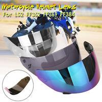 Moto Helmet Visiera Ricambio Adatto A Casco Per LS2 FF351 FF352 FF369 FF384