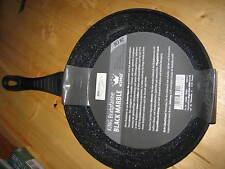 Keramikbratpfanne Durchmesser 28 cm schwarz