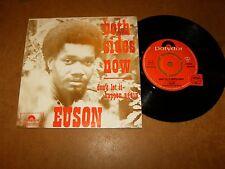 EUSON - BOTH SIDES NOW - DON'T LET IT HAPPEN AGAIN - 45 PS   / LISTEN - SOUL