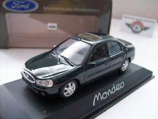 Ford Mondeo MKII Stufenheck 4-türig, 1996, Grünmetallic, Minichamps 1:43, OVP