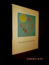 KANDINSKY Verger 11 Art Abstrait Peinture Painting ARTS & METIERS GRAPHIQUES1957