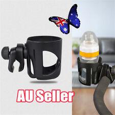 Baby Stroller Buggy Pram Pushchair Drink Bottle Cup Holder Clip Hanger BK