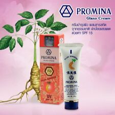 PROMINA GLAXO CREAM 20g PLUS GINSENG WHITENING WITH UV SPF15 PROTECT SUN DAMAGE