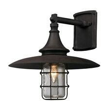 Troy Lighting Allegany 1 Light Wall in Centennial Rust - B3221