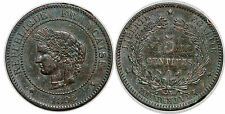 5 CENTIMES 1892 CERES