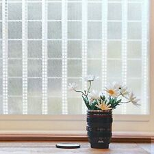 Rabbitgoo Privacy Window Films Static Decorative Film Non-Adhesive A075-90 36X78