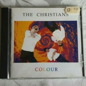 THE CHRISTIANS - COLOURS CD