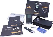 Blood Glucose Monitor Diabetic Machine Starter Set Testing Kit Strip Case  Home