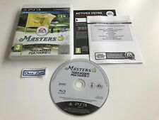Tiger Woods PGA Tour 12 Masters - Sony PlayStation PS3 - PAL FR - Avec Notice