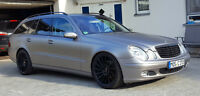 Mercedes Benz E-Klasse E320 T Benziner  Familienauto