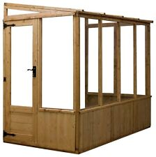 Mercia Traditional Lean to Greenhouse - 8 x 4ft. From the Argos Shop on ebay