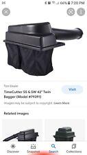 Toro Time Cutter Twin Bagger Kit 79391 Grass Catcher