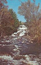 Chutes ST-CANUT Comté Deux-Montagnes Quebec Canada Beauchamp Postcard