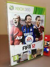 FIFA 12 Xbox 360 Pal Italian version like new pari al nuovo