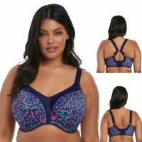 Elomi Energise Sports Bra 8042 Maximum Support 'J' Hook Multiway D to K Cups