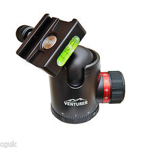 Venturer BH-1 46mm Tripod Ball Head - Arca Swiss & RRS Compatible