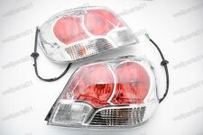 1Pair New OEM Rear Back Tail Lights For Mitsubishi Outlander 2003-2006
