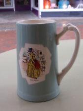 VINTAGE BASS WORTHINGTON BY T.G.GREEN MISS NIPPER DRINKING MUG TANKARD