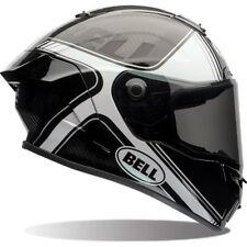 Bell Race Star Tracer Black & White Helmet Small 55-56cm BH7069645
