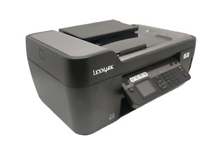 Lexmark Prospect Pro205 All-In-One Inkjet Printer Scanner Fax Copy REFURBISHED!