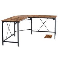 Schreibtisch Eckschreibtisch Computertisch Bürotisch Ecktisch 150 x 75 x 150 cm