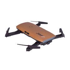 JJRC H47 ElFIE Plegable Drone + Cámara 720P Plus HD Wi-fi FPV G-Sensor de café