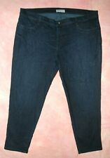 James Jeans Women's Ladies Jeans Jeggings Curvy Ankle Size 20W