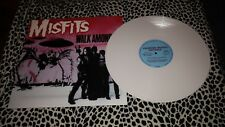 MISFITS WALK AMONG US LP WHITE VINYL IMPORT  PRESSING PUNK KBD RARE MINT