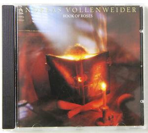CD Andreas Vollenweider - Book of Roses