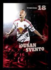 Dusan Sventon Autogrammkarte Red Bull Salzburg 2012-13 Original Sign +A 60263
