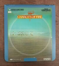 Chariots of Fire - CED SelectaVision VideoDisc - From large collection