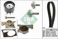 Wasserpumpe + Zahnriemensatz für Kühlung INA 530 0197 32