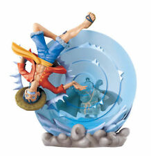 Megahouse One Piece LogBox 05 Fishman Island Figure Jinbei Jimbei Luffy NO BOX