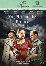 Die Alm an der Grenze (1955) - Ludwig Ganghofer - Paul Richter - Filmjuwelen DVD