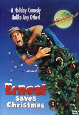 Ernest Saves Christmas (Jim Varney) Region 1 New DVD
