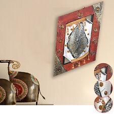 48cm VINTAGE WOODEN CRAFT MODERN STYLISH WALL CLOCK NUMERICAL INDOOR OUTDOOR