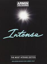 ARMIN VAN BUUREN - INTENSE-THE MOST INTENSE EDITION (4CD+DVD) 4 CD + DVD NEW+