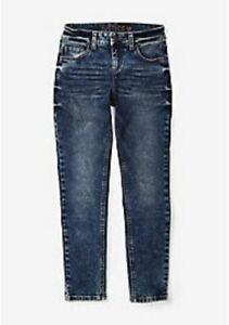 NEW!  Justice. ~ GIRLS SIZE 8 SLIM Girlfriend Jeans