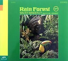 Walter Wanderley CD Rain Forest - Digipak - Europe (M/M)