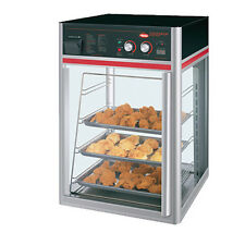 Hatco Fsdt-1X Hot Food Display Case with 4 Tier Circle Rack without Motor