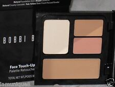 NIB BOBBI BROWN FACE TOUCH-UP PALETTE, NATURAL/BISQUE/PALE YELLOW