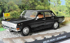 DIORAMA VOLGA M-24 OCTOPUSSY JAMES BOND 007 1/43 UNIVERSAL HOBBIES ATLAS